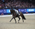 Olympia, The London International Horse Show, will host two evenings of the newly designed FEI Dressage World Cup™ competition, December 17-18, 2018.