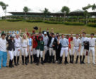 Athletes from 30 countries will be competing in the jumping portion of this year's Youth Olympic Games.