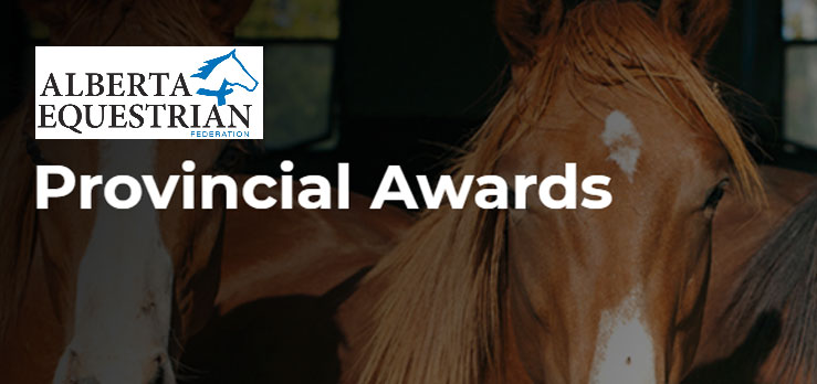 Nominations Open for Alberta Equestrian Federation Awards