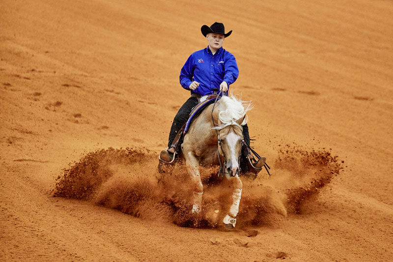 Thumbnail for AQHA and NRHA Respond to FEI's Reining Decision