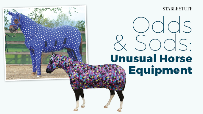 Thumbnail for Odd, Unusual and Bizarre Tack and Accessories