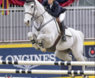 Julia Madigan, 22, of Vancouver, BC claimed the 2018 Uplands Under 25 National Championship aboard Farfelu du Printemps on Nov. 10 at the Royal Horse Show in Toronto, ON.