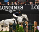 She does it again! Olympic and World Cup Champion Beezie Madden (USA) with mount Chic Hin D Hyrencourt take another victory in the Longines FEI Jumping World Cup™ in Lexington (USA) on Saturday 3 November 2018.