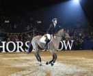 It was an emotional evening at Olympia as Scott Brash retired his brilliant mare Ursula XII.