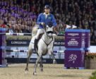 Germany's Christian Ahlmann and Clintrexo Z clinched a thrilling last-to-go victory at the ninth leg of the Longines FEI Jumping World Cup™ 2018/2019 Western European League at the Nekkerhal Stadium in Mechelen, Belgium.