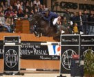 Olivier Robert of France won the Prize Massimo Dutti riding Eros at A Coruña's CSI 5*.