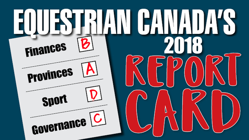 Thumbnail for Equestrian Canada's 2018 Report Card