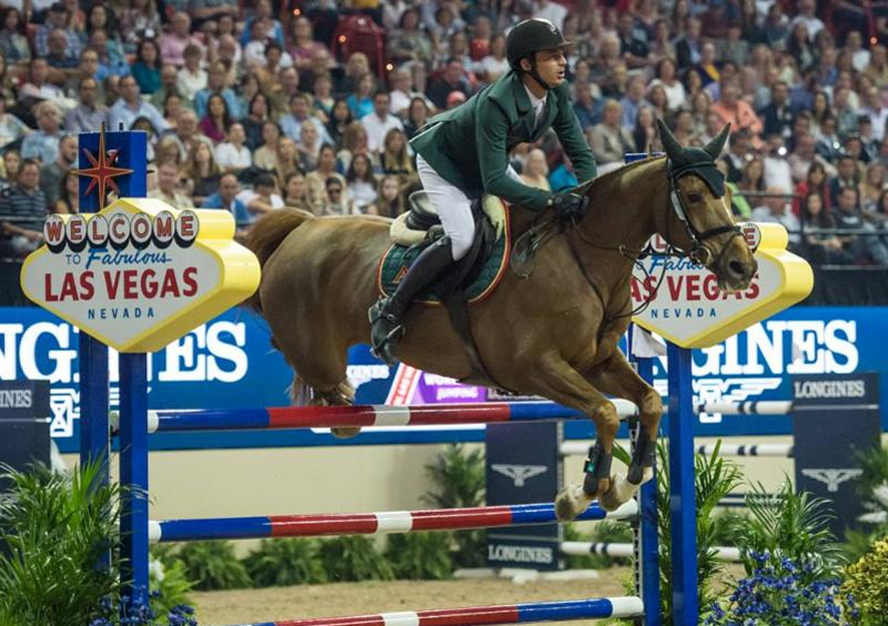 The FEI World Cup™ Finals are returning to Las Vegas and the newly renovated Thomas & Mack Center in 2020.