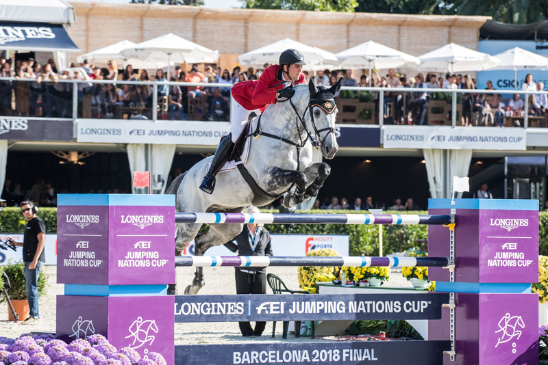 Thumbnail for One Canadian stop in Longines FEI Jumping Nations Cup's 110th season