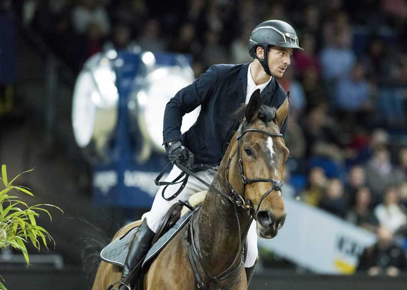 Thumbnail for Olympic champion Steve Guerdat (SUI) tops Longines Rankings