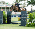 Ben Maher and Cirus du Ruisseau Z won the FEI $71,200 NetJets Classic at the CP Palm Beach Masters Winter Classic CSI4*. Photo by Kathy Russell Photography