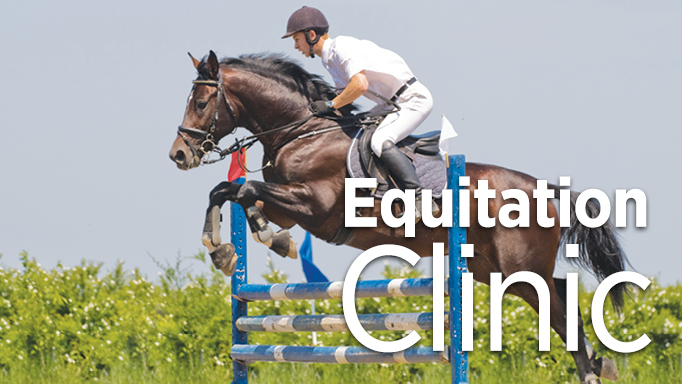 Thumbnail for All New Equitation Clinic with Judge Randy Roy