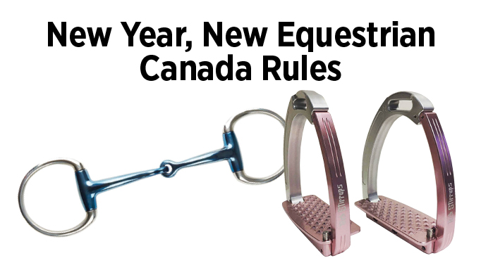 Thumbnail for Brush Up on New Equestrian Canada Rules for 2019