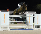 Nicole Shahinian-Simpson and Akuna Mattata won the $134,000 CabanaCoast Grand Prix CSI 3*. Photo © Sportfot