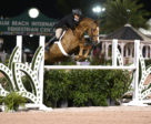 Victoria Colvin won the $100,000 USHJA/WCHR Peter Wetherill Palm Beach Hunter Spectacular at the 2019 Winter Equestrian Festival.