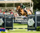 Paul O'Shea (IRL) and Imerald van't Voorhof bested a 15-horse jump-off to win the CSIO5* Longines Grand Prix of the Palm Beach Masters.