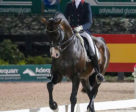 Charlotte Jorst and Kastel's Nintendo won the FEI Grand Prix Special CDI3* during week 8 of the Adequan® Global Dressage Festival. Photo ©SusanStickle.com