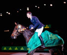 Sweden's Henrik von Eckermann and Toveks Mary Lou, took the top spot in the Rolex Grand Prix at The Dutch Masters.