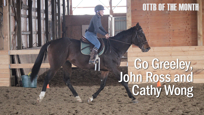 Thumbnail for OTTB: Go Greeley, John Ross & Cathy Wong