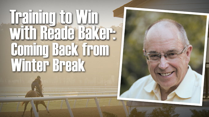 Thumbnail for Training to Win with Reade Baker: Coming Back from Winter Break