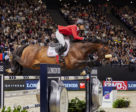 America's Beezie Madden secured her second Longines FEI Jumping World Cup™ victory in 2018 riding Breitling, and she goes for a hat-trick at next week's 2019 Final in Gothenburg (SWE). Photo by FEI/Liz Gregg