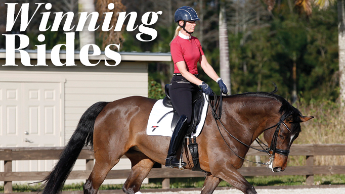 Thumbnail for Winning Dressage Warm-Ups with Tina & Jaimey Irwin