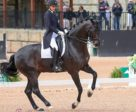 Naima Moreira Laliberte and Statesman were second in the FEI Grand Prix Special CDI 3* at the Tryon Spring Dressage 1 CDI 3*. Photo ©Susan J. Stickle Photography