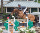 Eric Lamaze has announced the sale of Quality FZ, pictured with Spencer Smith, to Artemis Equestrian for Rodrigo Pessoa. Photo by Starting Gate Communications