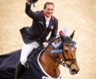Great Britain's Oliver Townend and Cooley Master Class defended their title at the Land Rover Kentucky Three-Day Event presented by MARS EQUESTRIAN. Photo by Mackenzie Clark for Red Bay