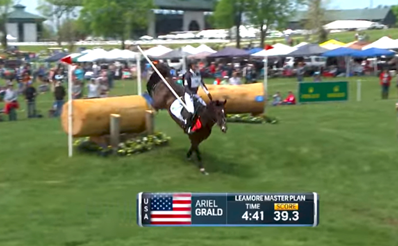 Thumbnail for Eventing Flag Rule Clarified Before Badminton, But Discontent Remains