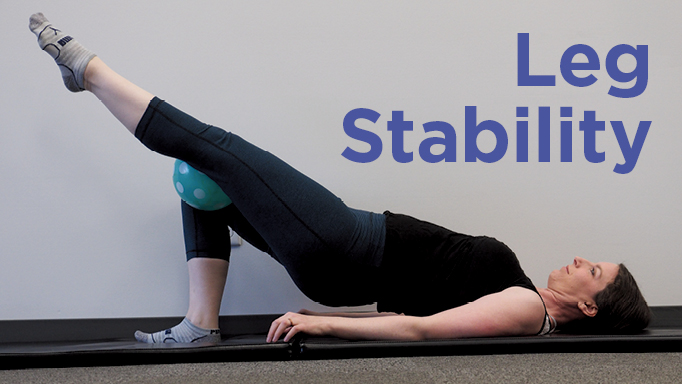 Thumbnail for Leg Exercises for Riders to Gain Stability in the Saddle