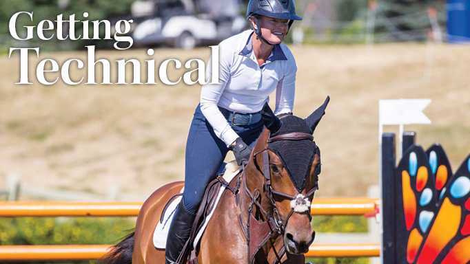 Thumbnail for Stride Control for Show Jumpers with Erynn Ballard