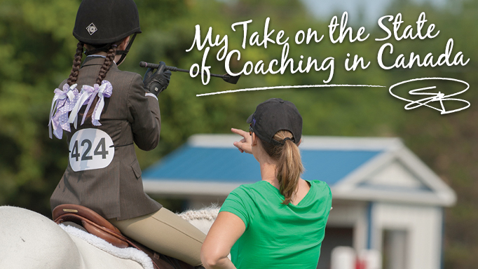 Thumbnail for Erynn Ballard on the State of Equestrian Coaching in Canada