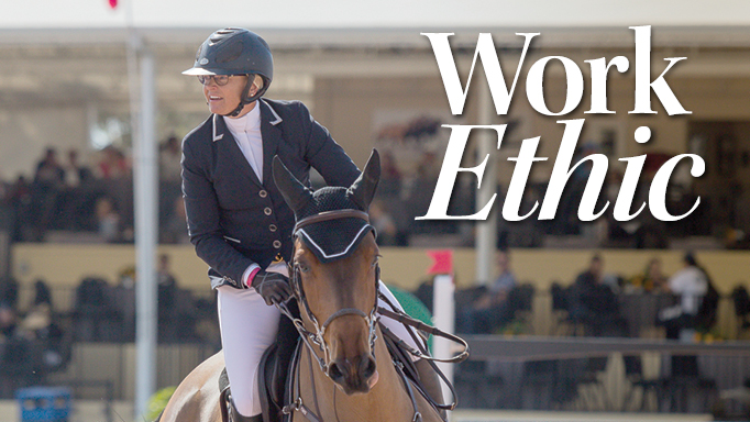 Thumbnail for Erynn Ballard's Winning Work Ethic in the Horse Industry
