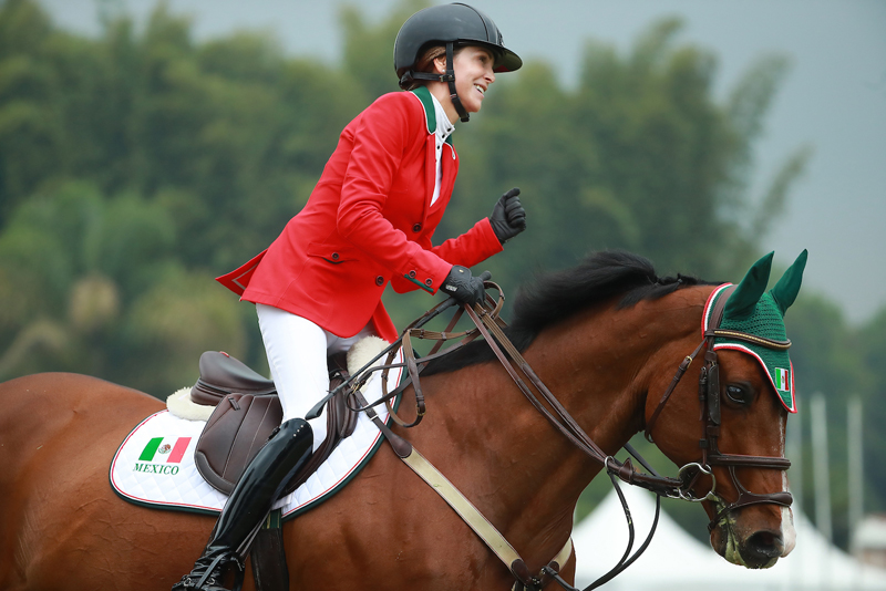 Mexican Show Jumping Team Takes Longines Win on Home Ground