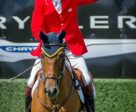 Ten-time Canadian Olympian Ian Millar has announced his retirement from international show jumping competition. Photo by Simon Stafford for Starting Gate Communications