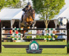 Tiffany Foster (CAN) was a popular winner of the CSIO5* $36,500 Artisan Farms Nations Welcome on the first day of international competition at the 2019 Odlum Brown BC Open.