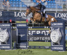 Patricio Paquel (MEX) and Babel were best in the $235,000 CSIO5* Longines Grand Prix at the 2019 Odlum Brown BC Open.