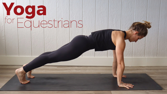 Thumbnail for Stretch & Destress With Yoga Poses for Equestrians
