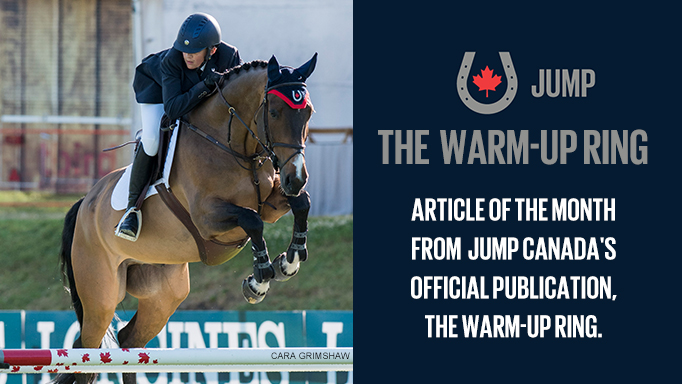 Thumbnail for Young Guns! Profiling Show Jumper Joe Carruthers