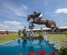 Pedro Veniss and his super stallion Quabri de L'Isle delivered a brilliant first-round clear to help Team Brazil to victory in the Longines FEI Jumping Nations Cup™ of the Netherlands in Geesteren (NED). Photo by FEI/Digishots/Leanjo de Koster