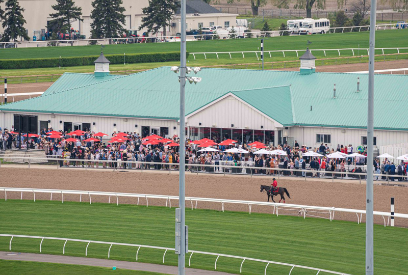 Woodbine Entertainment has opened the Trackside Clubhouse, a new event venue located trackside at its world-class racetrack in Toronto.