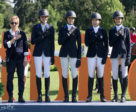 Team USA topped a three-team jump-off to win the CSIOCh* Children's Nations Cup