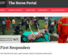 Go to TheHorsePortal.ca/FirstResponders to learn more about Equine Guelph's fire prevention and large animal rescue resources.