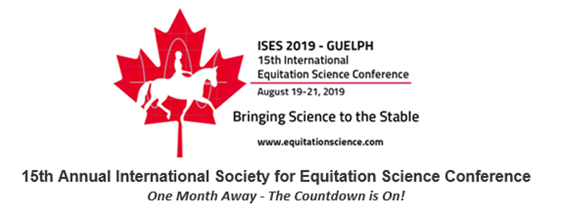 Countdown to Equitation Science Conference is On!