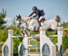 Leslie Howard and Donna Speciale won the Bromont CSI3* Open Welcome during International Bromont