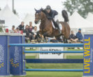 Canadian Olympian Beth Underhill riding Count Me In won the $36,100 CSI2* Open Welcome, presented by Wellings of Stittsville, on Friday, July 12, at the CSI2* Ottawa International I at Wesley Clover Parks in Ottawa, ON.