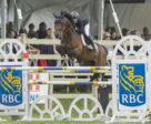 Beth Underhill and Count Me In won the $36,100 CSI2* Classic, presented by RBC, on Saturday, July 13, during the CSI2* Ottawa International I at Wesley Clover Parks in Ottawa, ON.