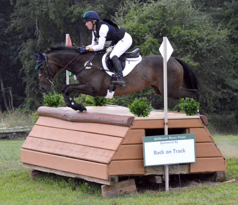 """Jennifer """"Jeffie"""" Chapin was killed in a rotational fall during the cross-country warm-up at Green Mountain Association's Festival of Eventing. Photo by Photo by Abigail Powell/Facebook"""