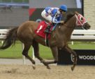 Special Forces winning on May 18 at Woodbine Racetrack.